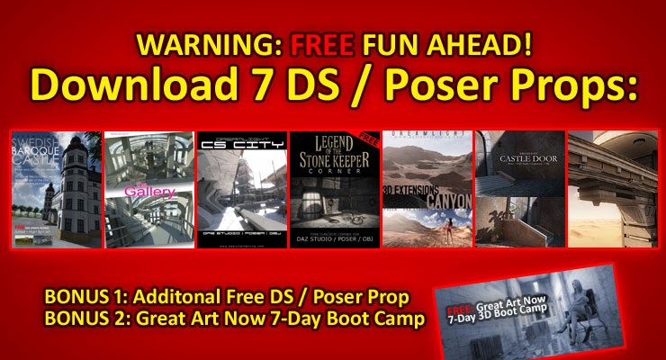 7 Free Props
