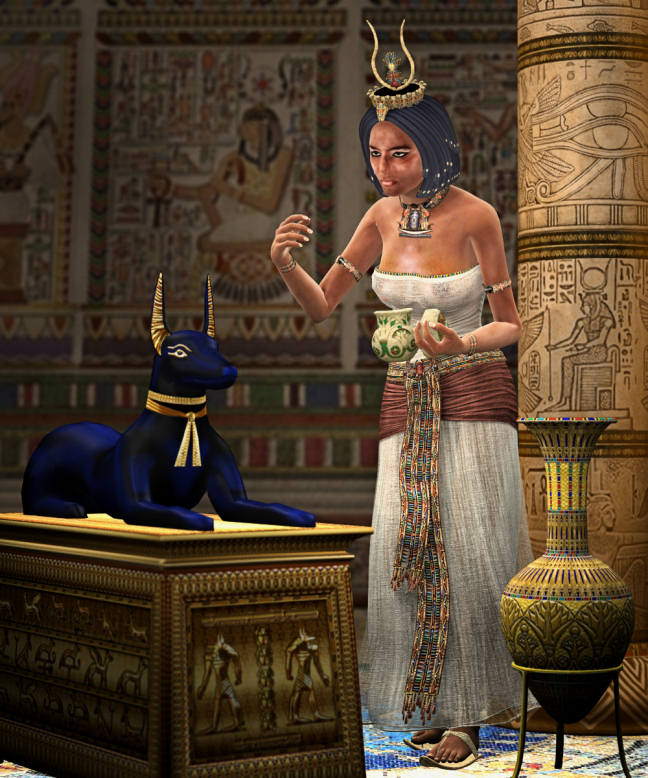 Egyptian Queens Relate...